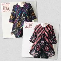 Atasan batik blouse Tenun madaglena