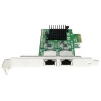 Intel i20-T2 Lan Card 2Port Gigabit PCI Express