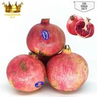 Buah Delima Merah / Delima Import 1 keranjang