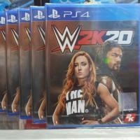 WWE 2K20 PS4 W2K20 PS4