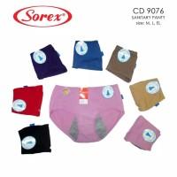 Celana dalam menstruasi anti bocor