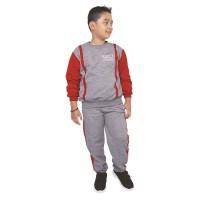 baju setelan training anak laki-laki pakaian olahraga anak cowo NMC0BE