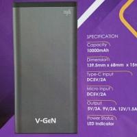 power bank v-GEN 5500 -10000