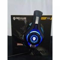 Rexus Headset Gaming Vonix F55 New Model