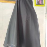 niqab yaman mutiara + renda