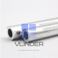 Pipa Aluminium OD 17 mm x ID 10 mm