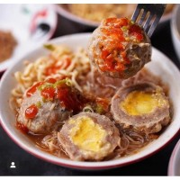 Bakso Sapi Besar Premium Melted Cheese