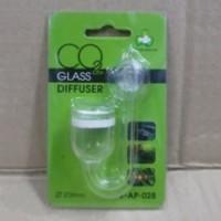 CO2 GLASS Diffuser TOP AQUA Diameter 20mm 20 mm Aquarium Aquascape