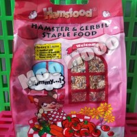 HOT SALE Hamsfood Hamster Food 1 Kg Terjamin