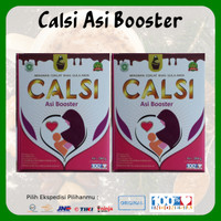 2 Kotak Calsi Asi Booster Minuman Coklat Khas Gula Aren 100% Original