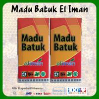 2 Botol Madu Batuk El Iman 100% Original