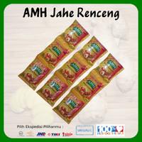 3 Renceng AMH Jahe Merah Super Habbatusauda Plus Ginseng 100% Original