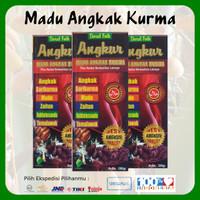3 Botol Madu Angkak Kurma Darul Fath 100% Original