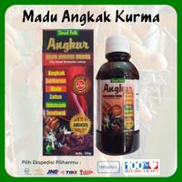 1 Botol Madu Angkak Kurma Darul Fath 100 % Original