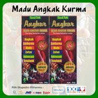 2 Botol Madu Angkak Kurma Darul Fath 100% Original