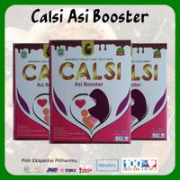 3 Kotak CALSI Asi Booster Minuman Coklat Khas Gula Aren 100% Original