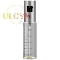 SALE 90Ml, Premium Glass Oil Vinegar Soy Sauce Dispenser Pump