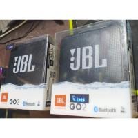 JBL Go 2 Original IMS Portable Hitam Bluetooth Speaker Resmi 1 Tahun