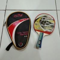 Bat pingpong bet tenis meja Cima 2* free cover