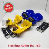 Sepatu roda Flashing Roller Skate LED anak murah