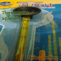 thermometer aquarium alat pengontrol suhu air