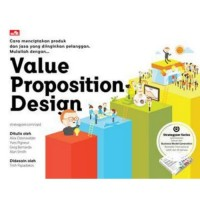 Buku Value Proposition Design - Sekuel Business Model Generation