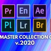 Adobe master collection cc 2020