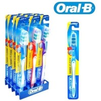 Sikat Gigi Oral B Soft Shiny Clean Soft