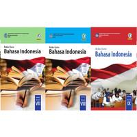 PAKET Buku Guru Bahasa Indonesia kelas 7,8,9 (3 buku)