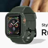 Tali + case Apple watch strap SPIGEN Rugged armor pro original 44mm