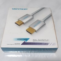 Kabel HDMI Vention 0,75M / Cotton Braided HDMI Cable 2.0