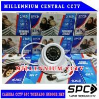 KAMERA CCTV INDOOR 2MP AHD HDTVI HDCVI ANALOG 4IN1 SPC FULL HD 1080P