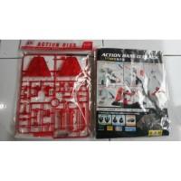 Stand Base Gundam RG HG 1/144 Real High Grade Red Universal