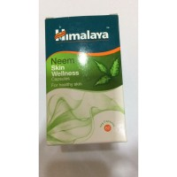 himalaya neem skin wellness 60 capsul