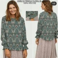 HMD Trimsiv floral BL