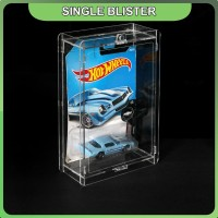 Rak Akrilik Acrylic Hotwheels Single Blister ULTIMATE Edition