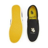 VANS HARRY POTTER SLIP ON HUFFLEPUFF