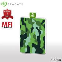Seagate One Touch SSD 500GB USB3.0 SSD Eksternal