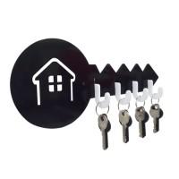 Rak Gantungan Kunci Set Sama Gantungan Gambar Kunci Z797