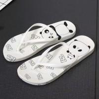 premium sandal jepit korea SGC 14 FLIP FLOP PANDA EVA JELLY kualitas