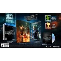 PS4 Final Fantasy VII Remake Deluxe Edition (Region 3/Asia/English)