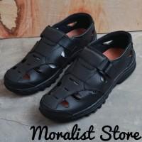 Sepatu Sanda Prial Kulit Asli Like Gladiator Leather Sandal MH302