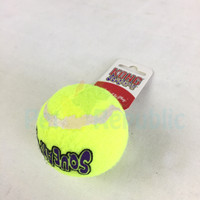 Mainan Anjing KONG AST2B Squeakair Tennis Ball Medium 1pcs