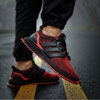 Adidas Ultraboost Future Craft 4D Solar Red
