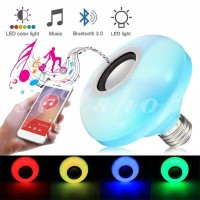 Inotrix SLMWNI Smart LED Music Bulb Wireless APP Control