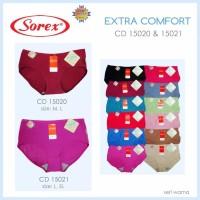 SOREX Cd Wanita Lembut Berpori 15021 EXTRA COMFORT