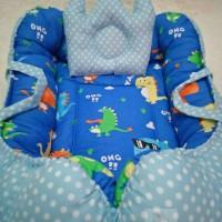 Baby Nest/kasur bayi/tempat tidur bayi/matras bayi/bantal peyang bayi