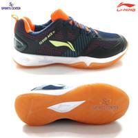 New !!! Sepatu Badminton Lining Cloud Ace IV AYTP 085 / AYTP085 Navy