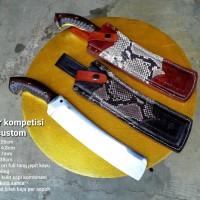 golok chopper kompetisi custom 009854
