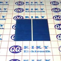 solar panel 52x39mm 0,5v 0,33w / cell surya 0.5v 0.33w / 52 x 39 mm